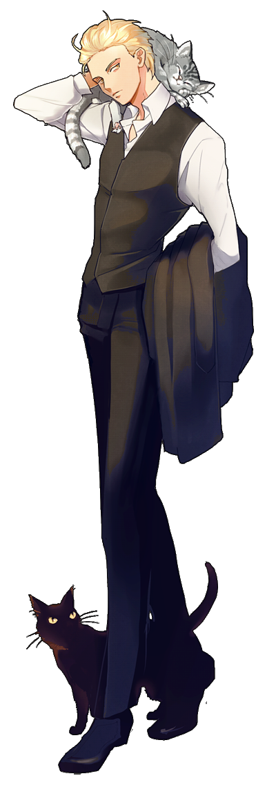 Commission:: Leon by kissai