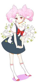ChibiUsa:: Little Bunny