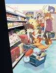 Pokemon:: Pokemart