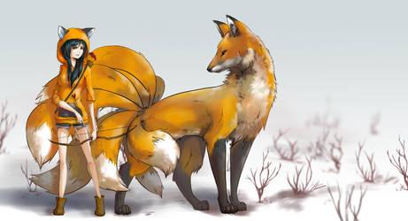 Orange by Aivelis