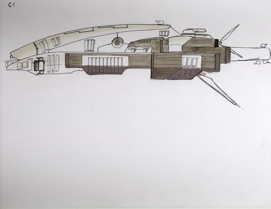 Frigate C1 by Jepray