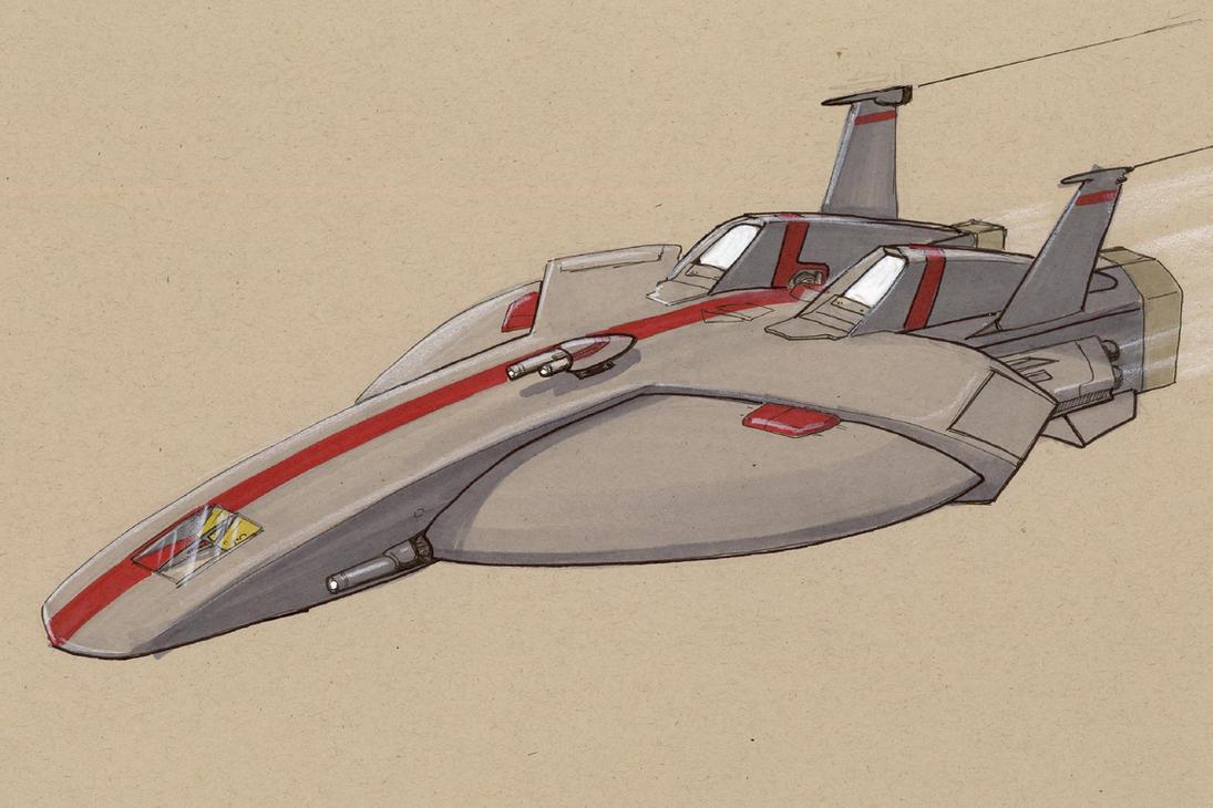 CEco T-7020 Goshawk by Jepray