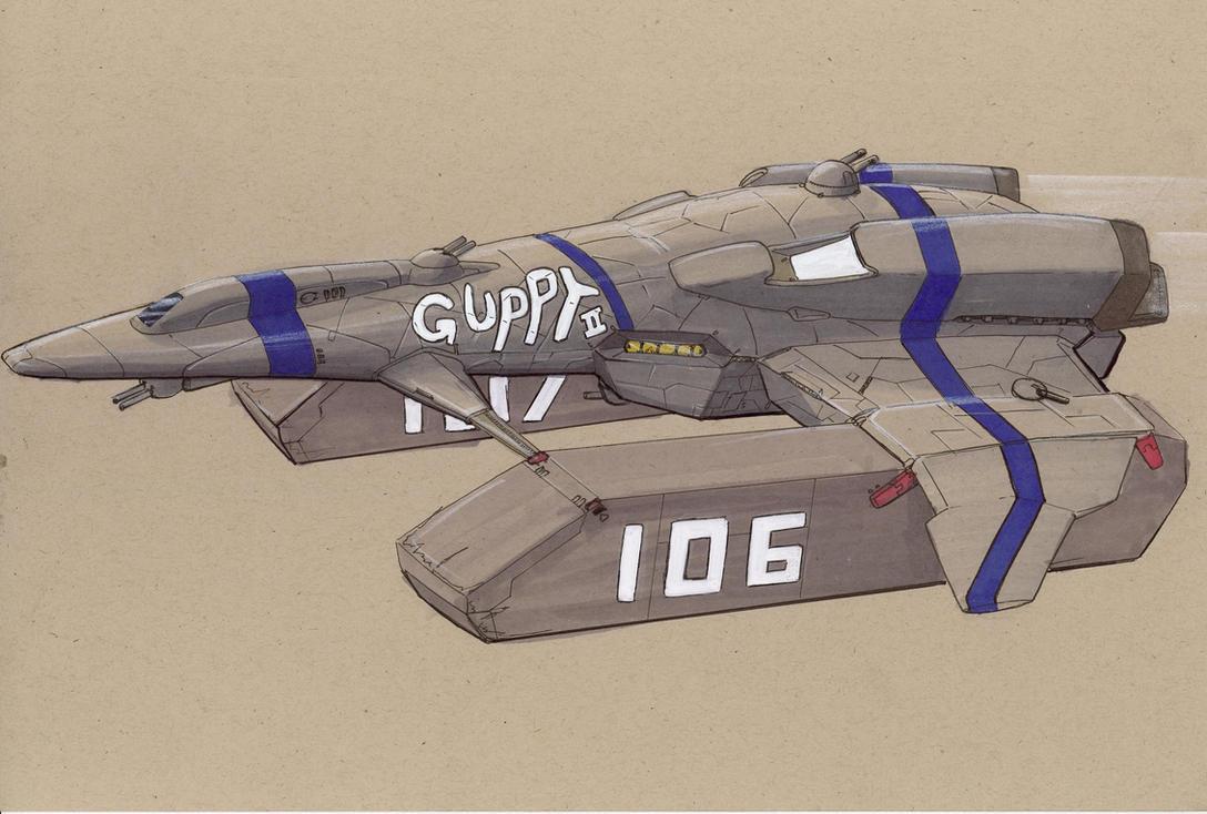 CTV-30 Condor Dropship by Jepray