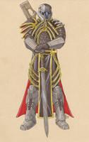 Ahrugan Light Armour by Jepray