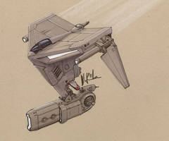 NAU F-30 Hellhammer by Jepray