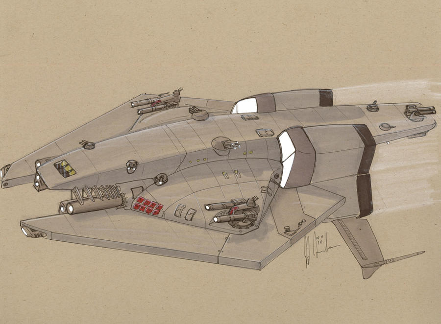 RL-2000-G King Cobra by Jepray