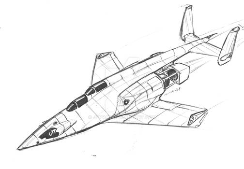 spacemaster 03  fighters Axis