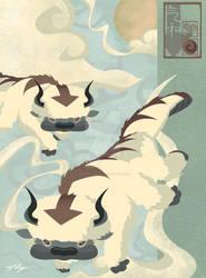 Original Bending Masters Series: Sky Bison