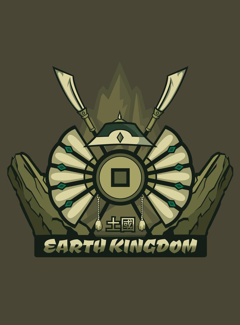 Avatar Nations Series - Earth Kingdom by Marissa-Meza