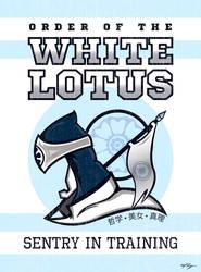 White Lotus in Training by Marissa-Meza