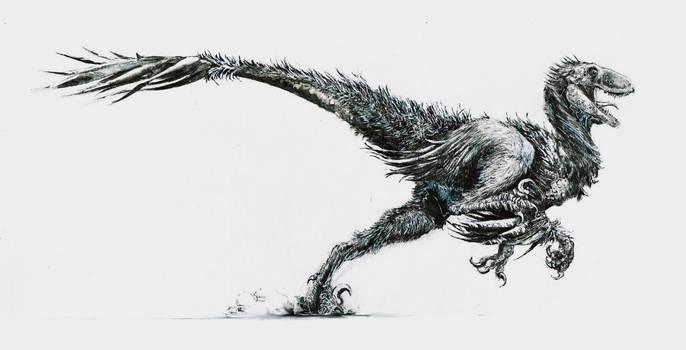 more like a 6-foot turkey by Zombiraptor