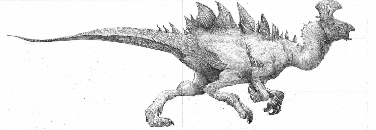 Denver the last dinosaur by Zombiraptor