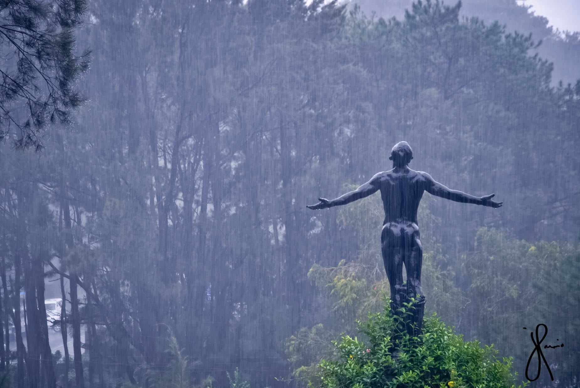 Wet And Hard. by isangkilongkamera