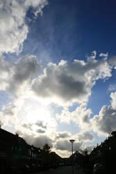 Photo: November Sky