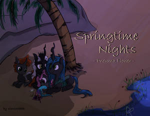 Spring Nights Cover