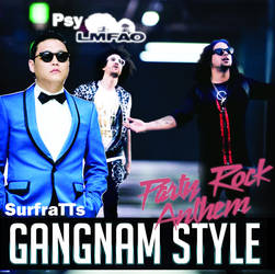 Party Rock Anthem and Gangnam Style LMFAO and Psy