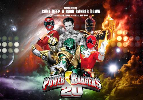 Can't Keep A Good Ranger Down