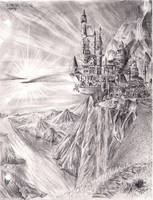 Canterlot Interpretation by josh-5410