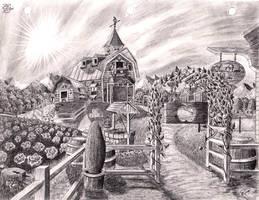 Sweet Apple Acres by josh-5410