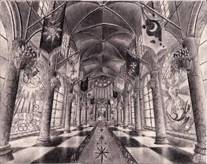Canterlot Halls