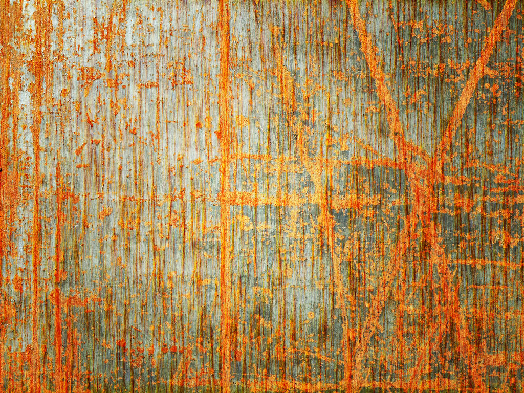 Grunge Texture Orange Metal by CL-Stock on DeviantArt