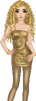 Miss Slovenia - MDE Round 2 by Chickiemiki