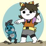 Pokemon Jaiden and Ari