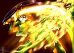Syaoran - Fire Attack