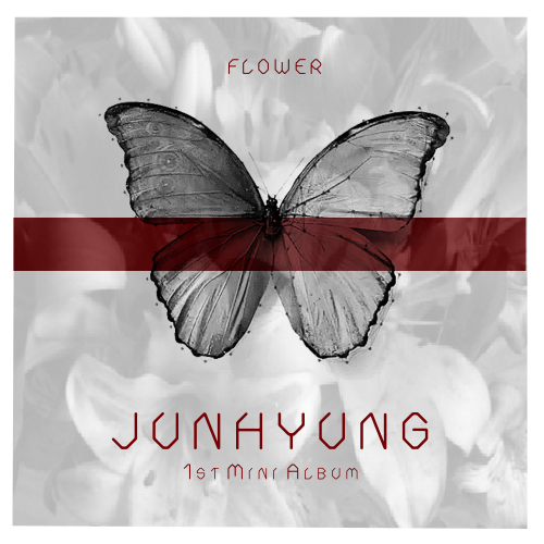 Junhyung - Flower by HailoezJunhyung Flower Album Cover