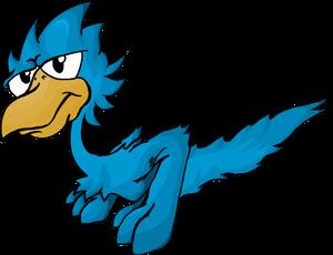 Blue Bird Thingy