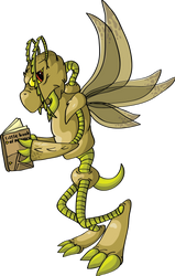 Pithrill the mutant Ruki