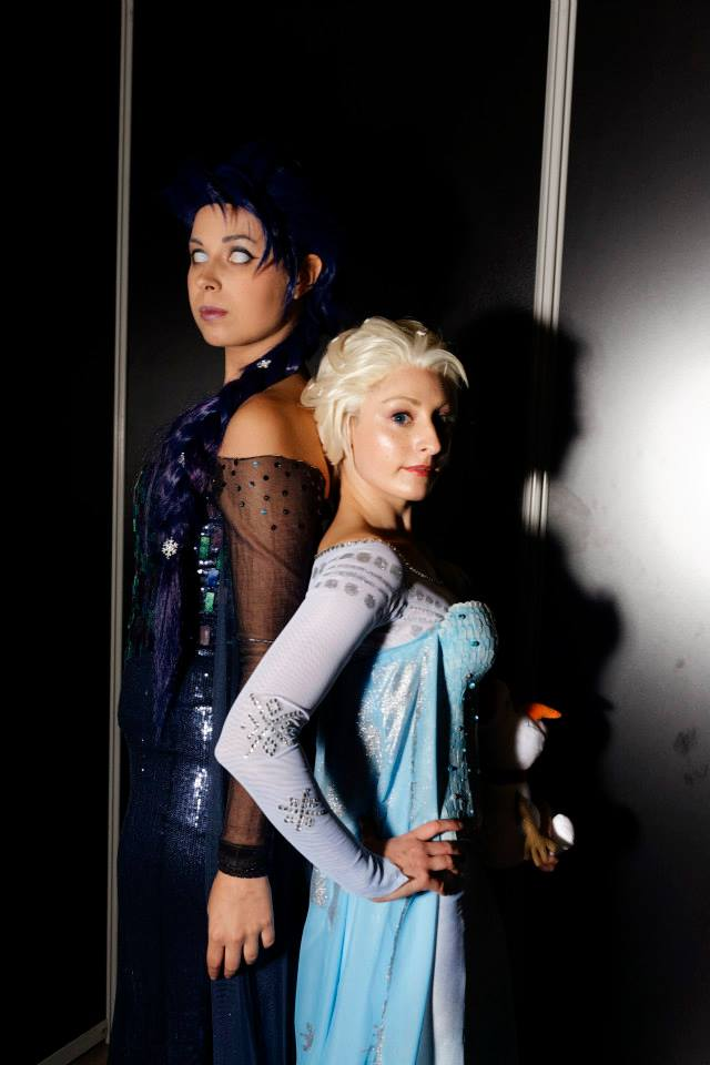 Frozen Twins by Harker-Cosplay