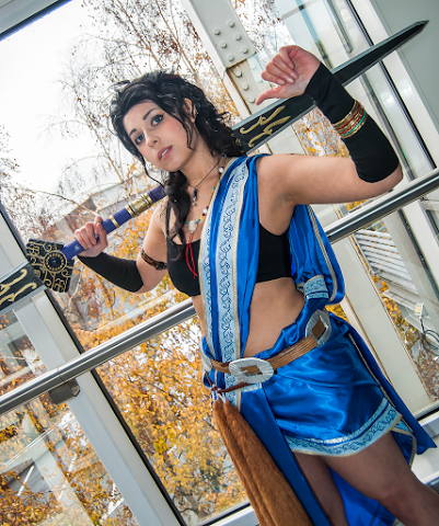 Fang by Harker-Cosplay