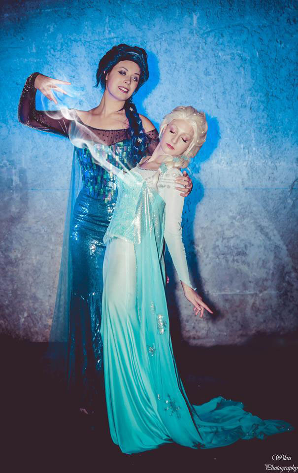Born from Elsa's heart by Harker-Cosplay