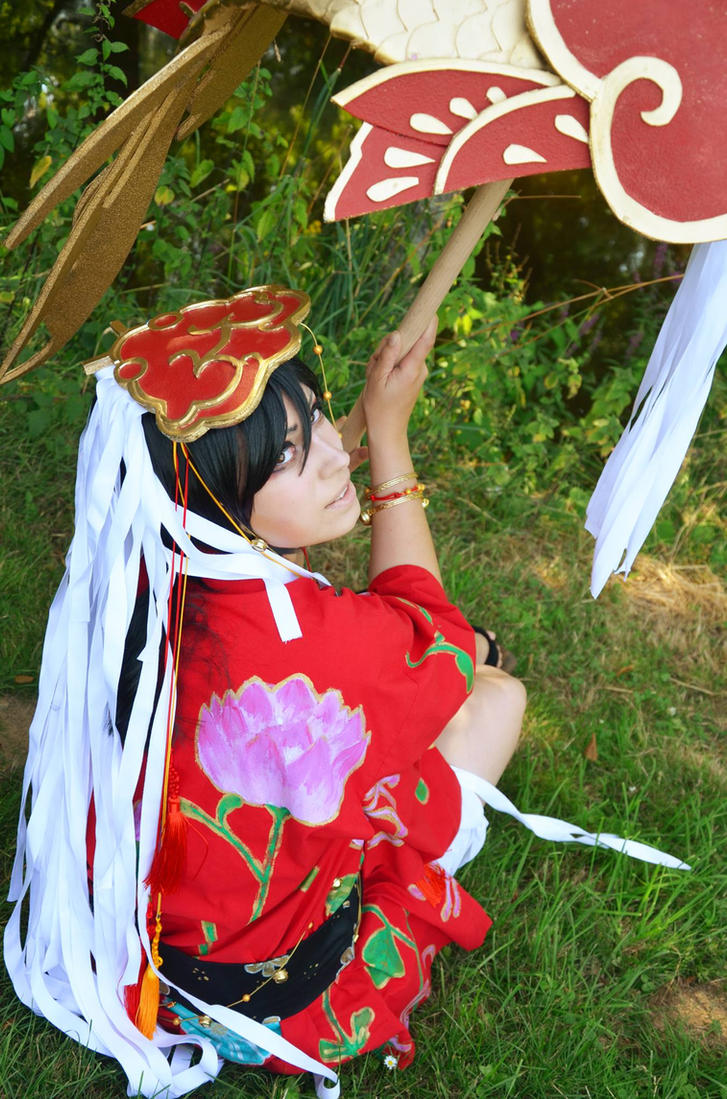 Shiro Yoshiwara by Harker-Cosplay