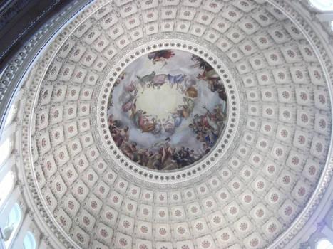 Inside the U.S Capitol