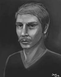Portrait Final by JenniJull