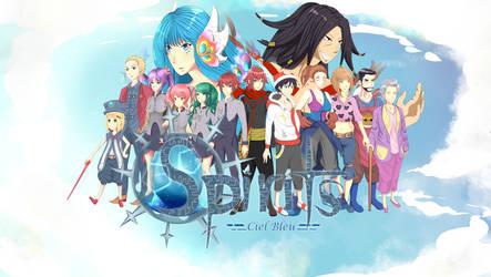 Spirits : Ciel Bleu- Kinetic [like] Visual Novel by Lharl