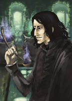 Snape brewing by Mutsumi399