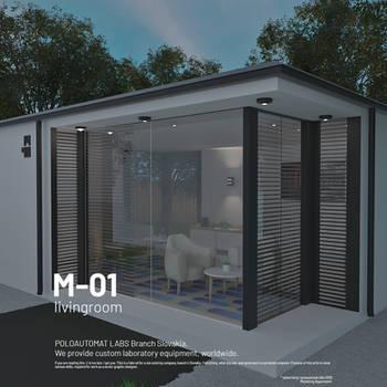 Modern House Livingroom Module