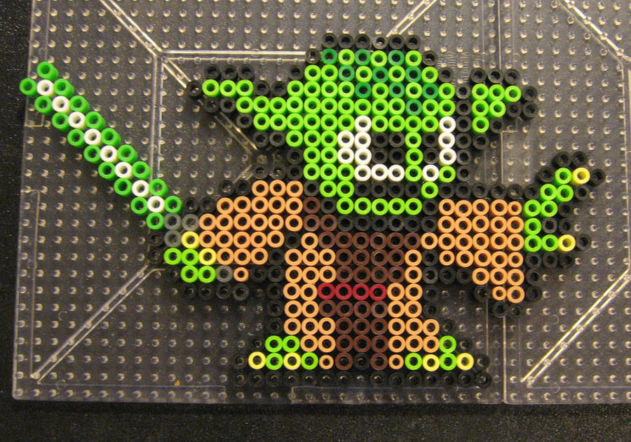 Yoda Perler1 by Flood7585