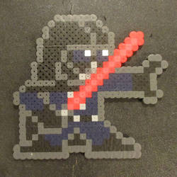 Darth Vader Perler2 by Flood7585