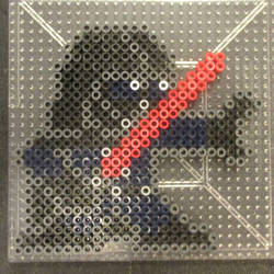 Darth Vader Perler1 by Flood7585