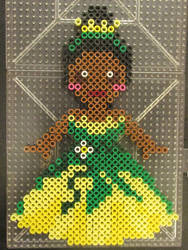 Tiana Perler1 by Flood7585