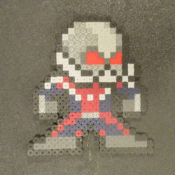 Ant Man Perler2 by Flood7585
