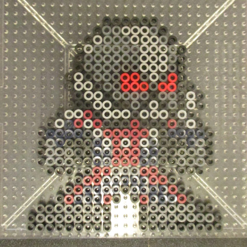 Ant Man Perler1 by Flood7585