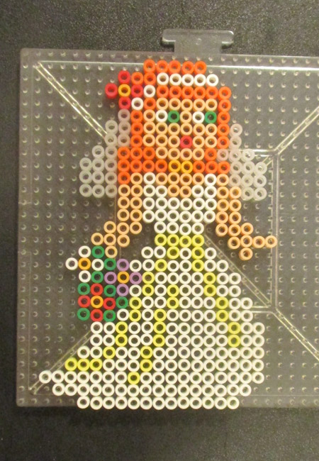 Bride Perler 2018 Shower1 by Flood7585