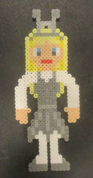 Space Girl Perler2
