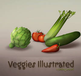 Veggies illustrated: Teaser