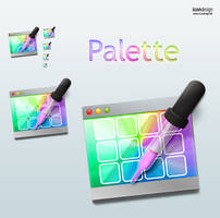Palette icon by kevinandersson